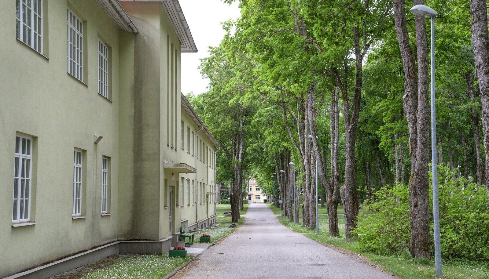 Viljandi Haigla psühhiaatriakliinik Jämejalal