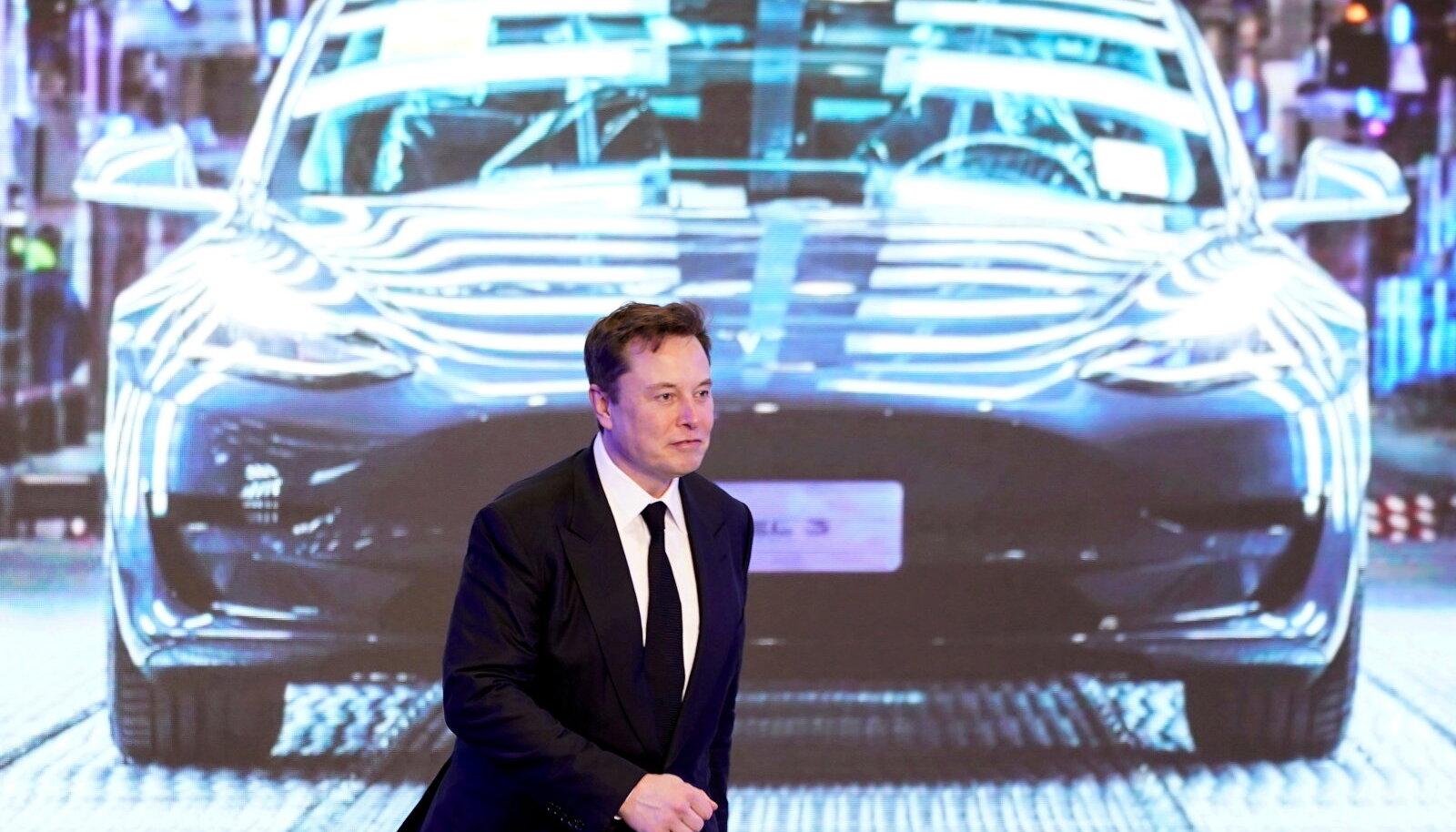 Elon Musk (foto: REUTERS / Scanpix)