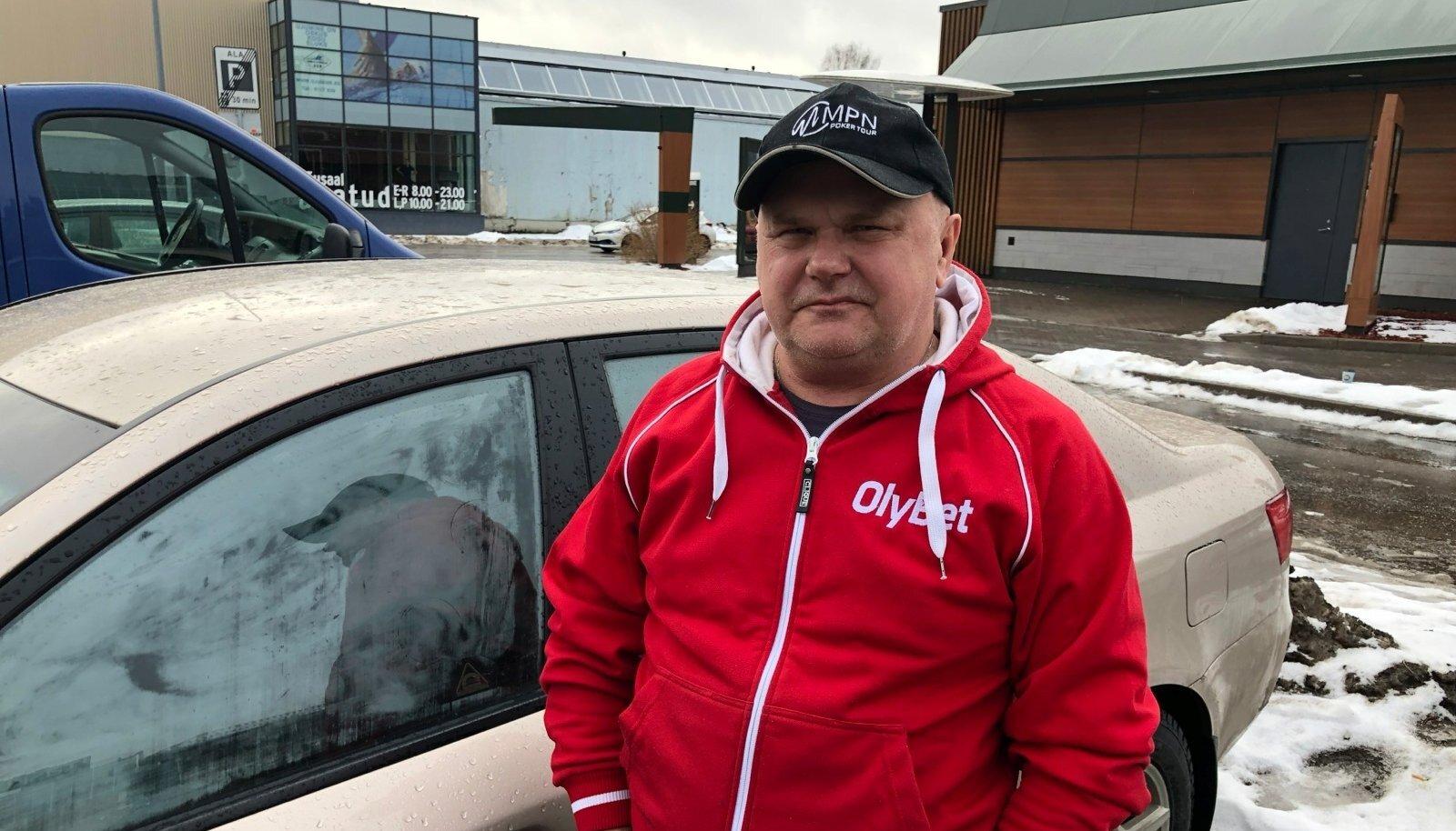 Endine dopingudoktor Vitali Bernatski teenib leiba taksojuhina ja kasiinos pokkerit mängides.
