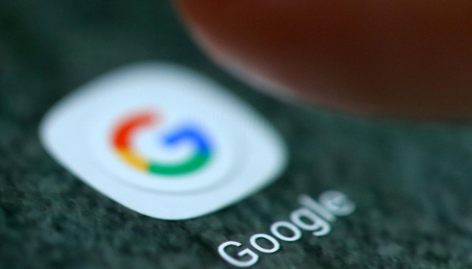 Google'i logo