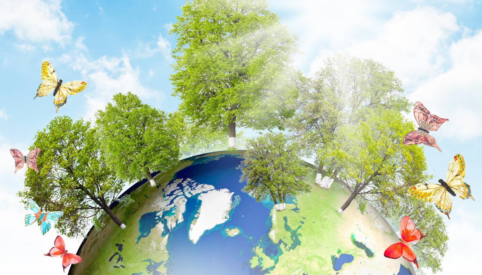 ''Muidugi jääb meil üle loota, et suudame looduskaitsealade loomise ja algsete maastike taastamisega ökosüsteemide kestlikkust taas tõsta, kuid see on mõttetu, kui me samal ajal mujal oma tegevusega liigikadu soosime,'' nentis Tim Newbold.