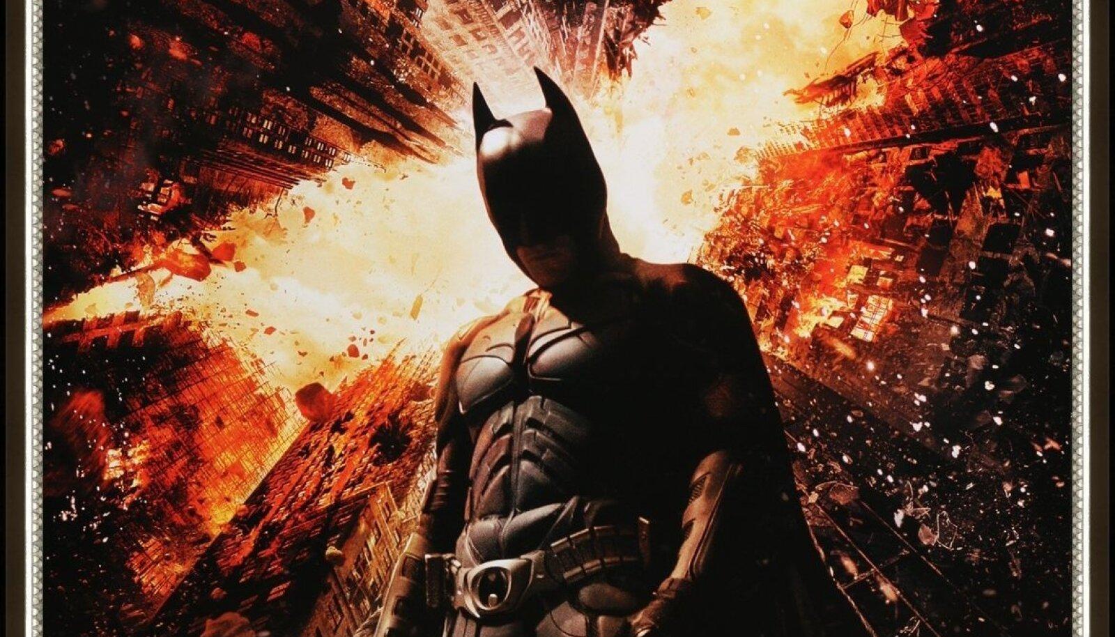 """""""Pimeduse rüütli tagasitulek"""" (""""The Dark Knight Rises"""", 2012)"""