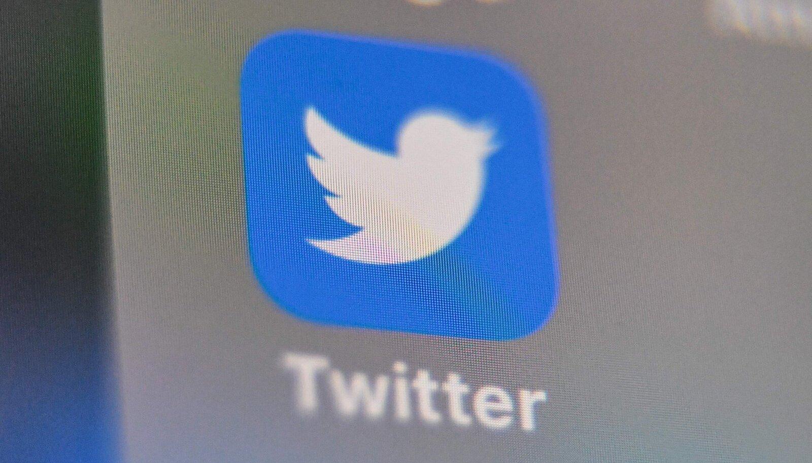 Twitteri logo
