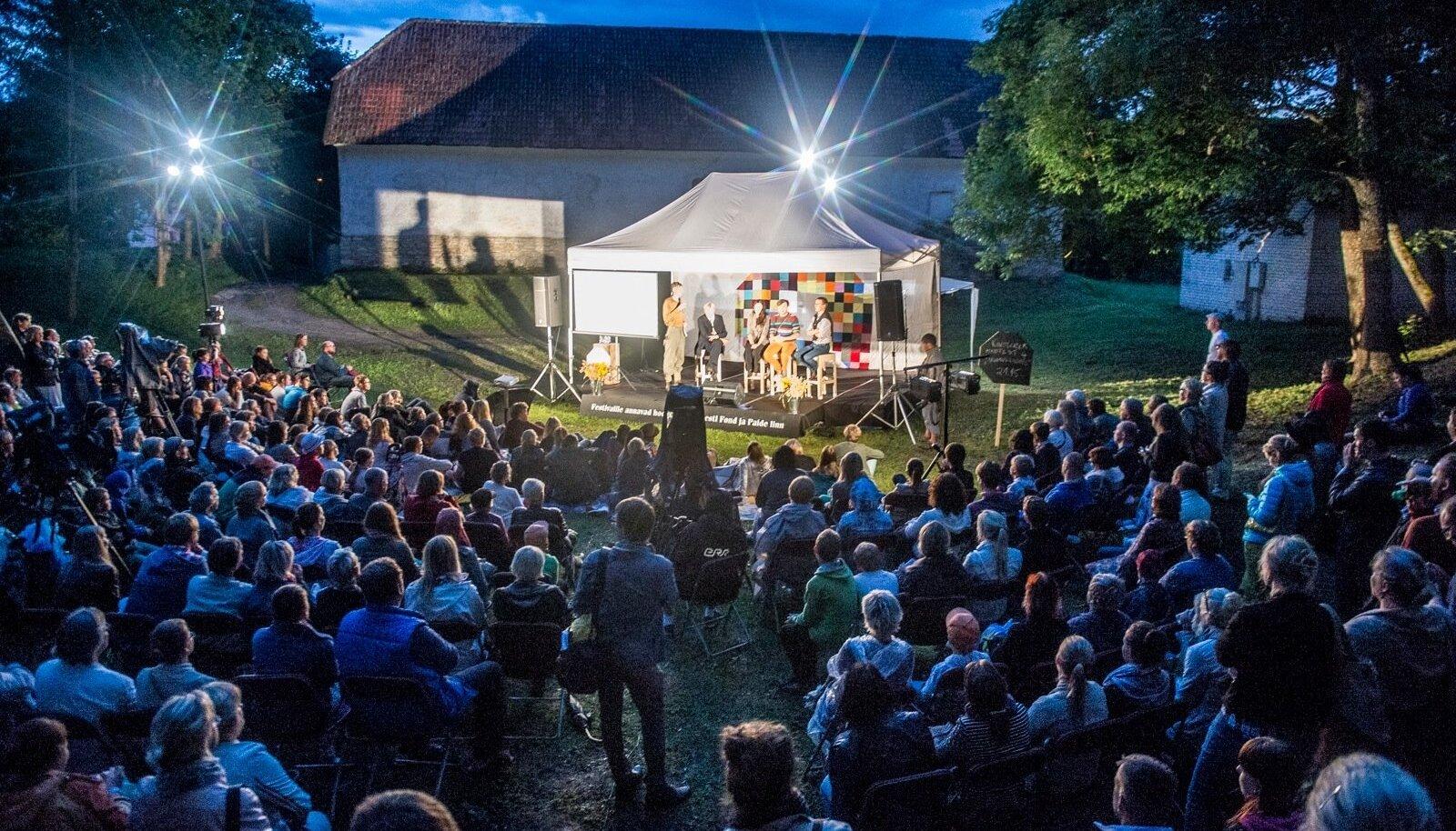 Arvamusfestivali lõppvaatus 2014