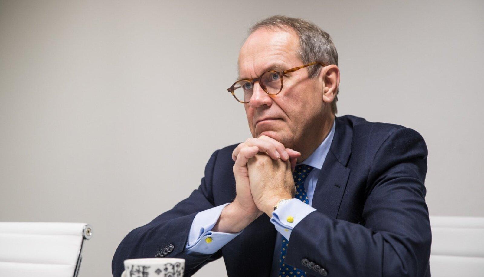 Jorma Ollila sõnul peab Eesti leidma oma valdkonnad riigisisesel tasandil ja ekspordis, et saaks eristuda ja eksporti suurendada.
