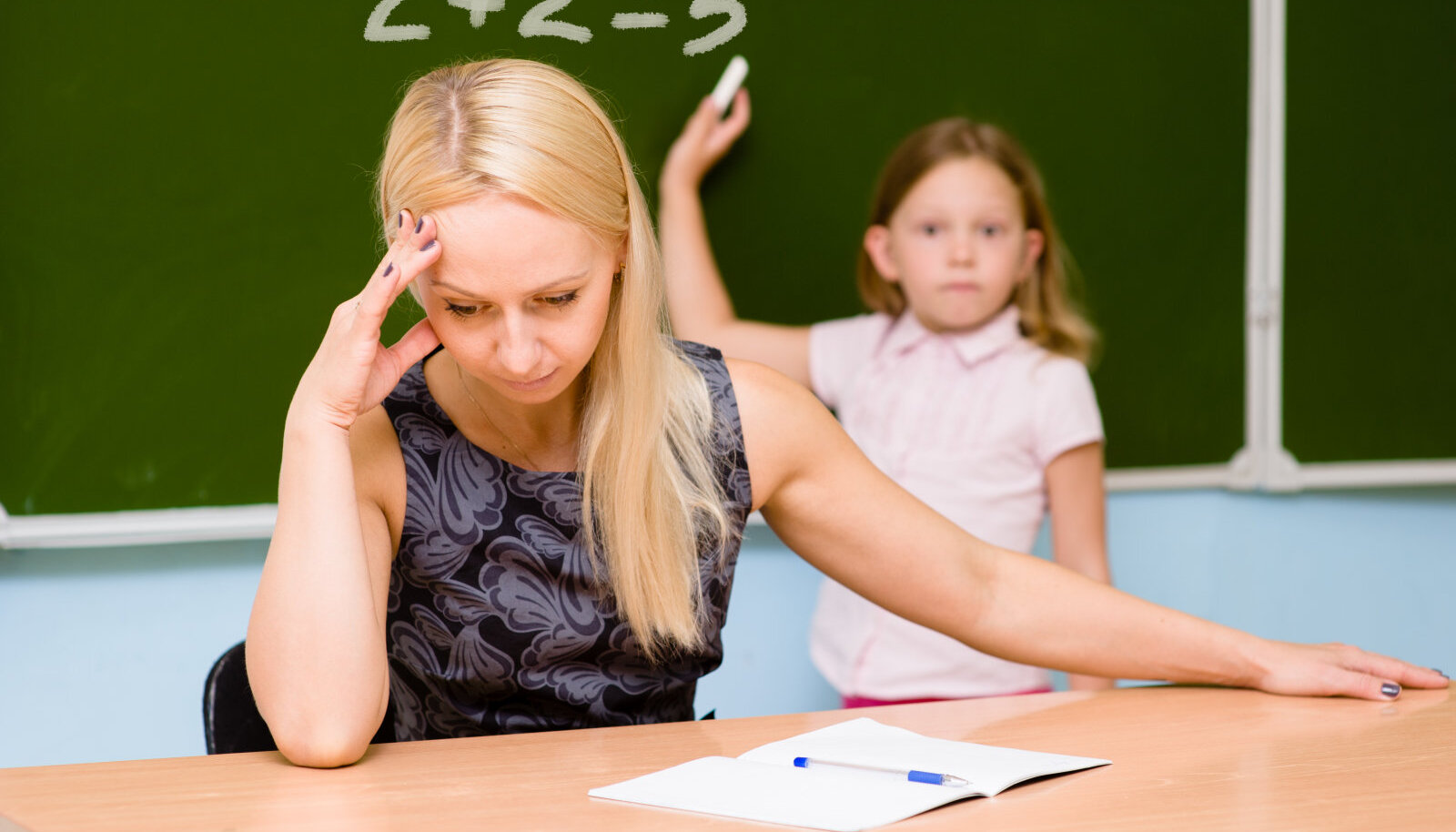 Õpetajate palgad erinevad sadade eurode võrra