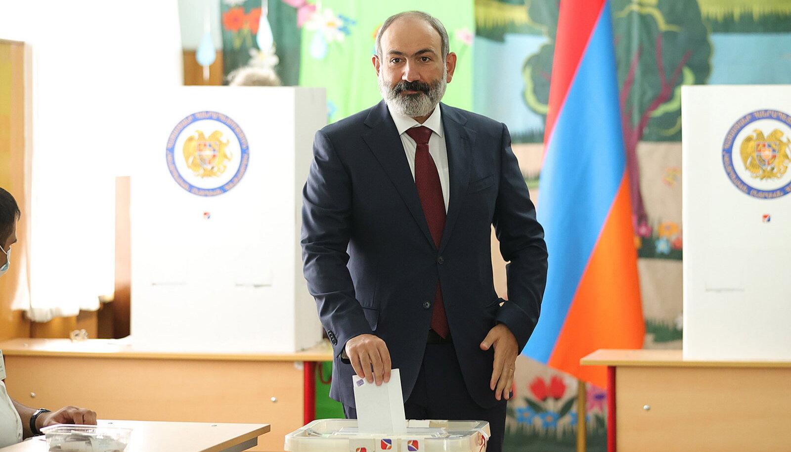 Nikol Pašinjan