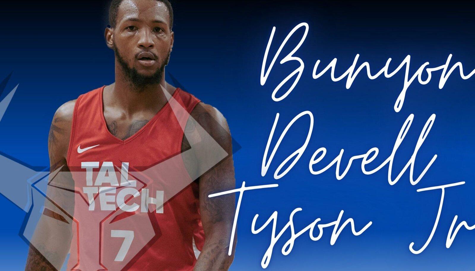 Bunyon Devell Tyson Jr