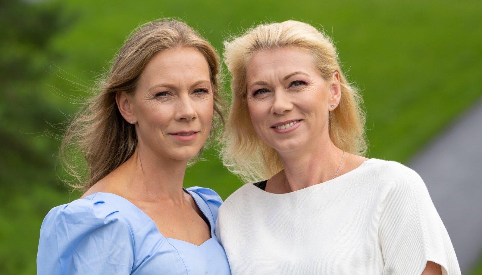 Kristina ja Katrin Šmigun