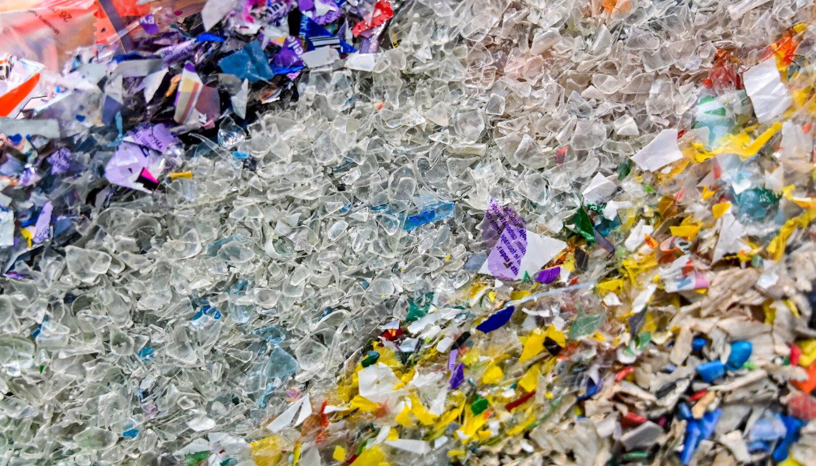 Plastijäätmed