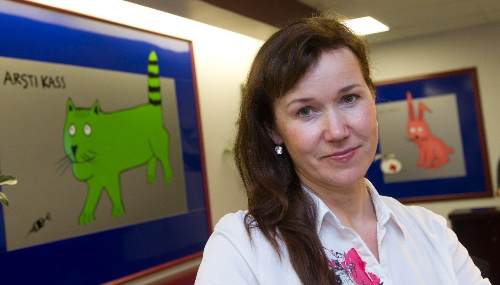 Anneli Talvik
