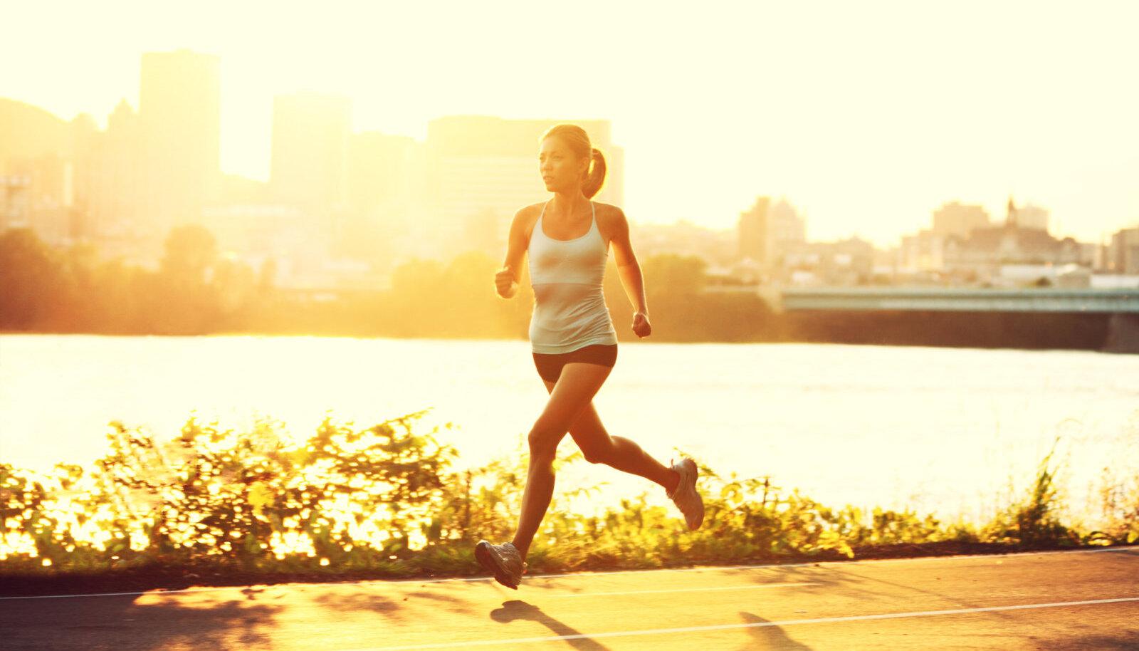 Kui me räägime tervisest, siis räägime igast rakust, igast energiast, igast tahust oma inimeseks olemises
