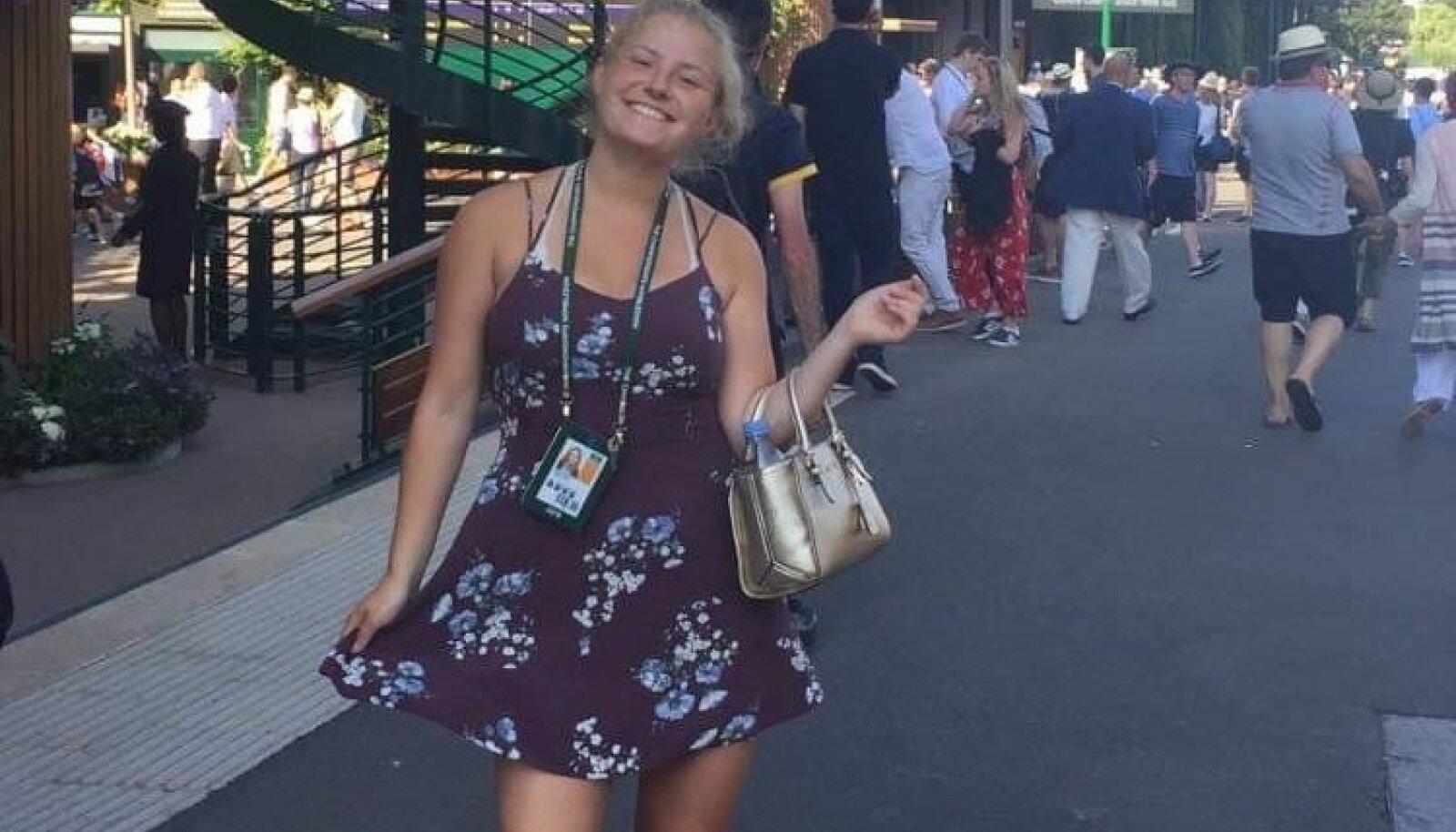Birgit Burk Wimbledonis