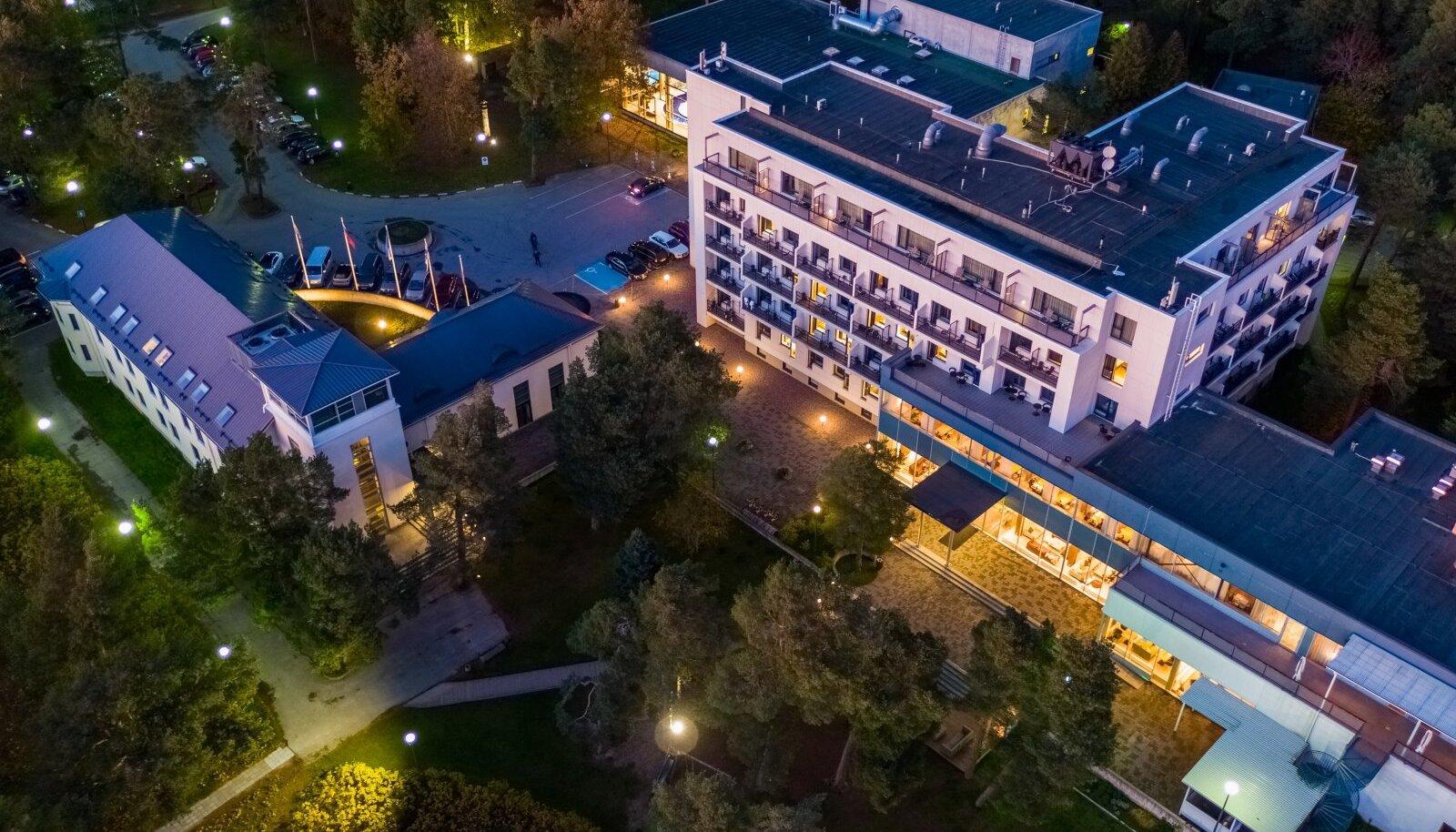 Hestia Hotel Laulasmaa pakub otse paremat hinda kui Booking.com-i vahendusel.