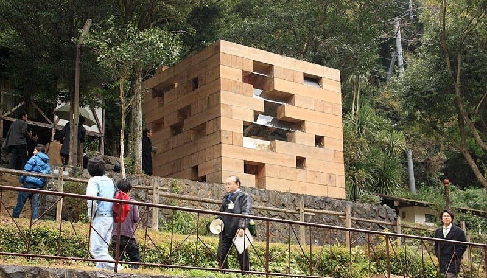 Arhitekt Sou Fujimoto