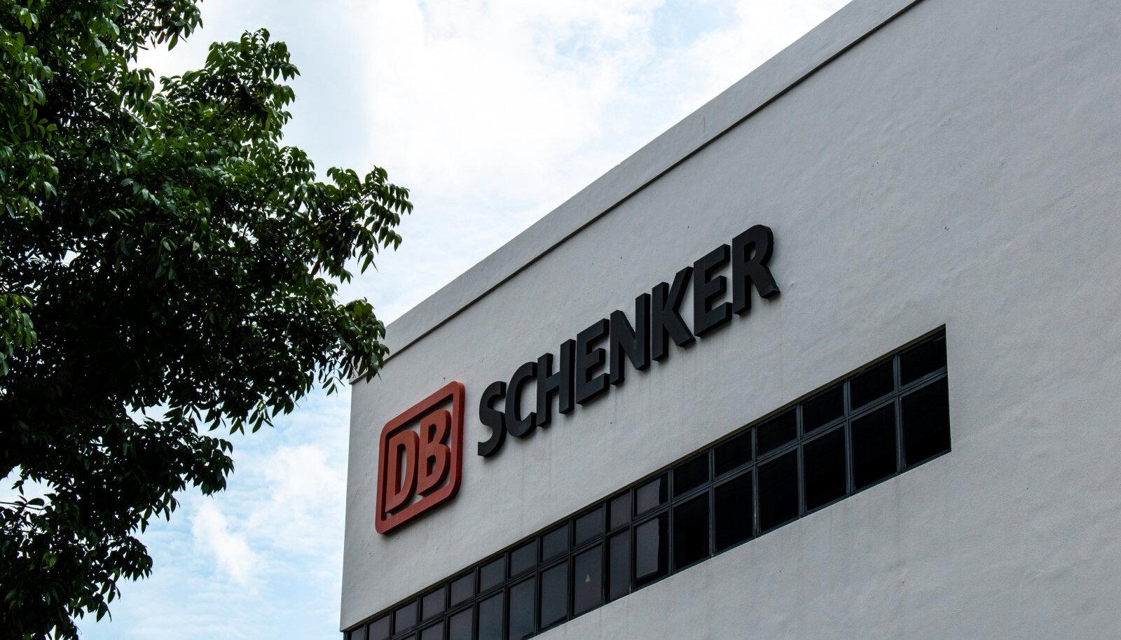 Maailma juhtiv logistikaettevõte DB Schenker