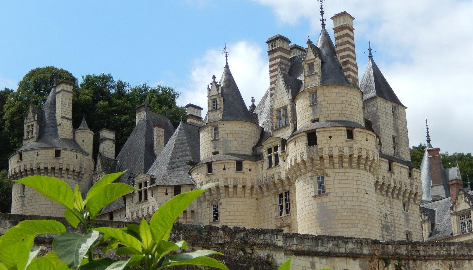 Usse'i loss Prantsusmaal, kust oli pärit uinuv kaunitar
