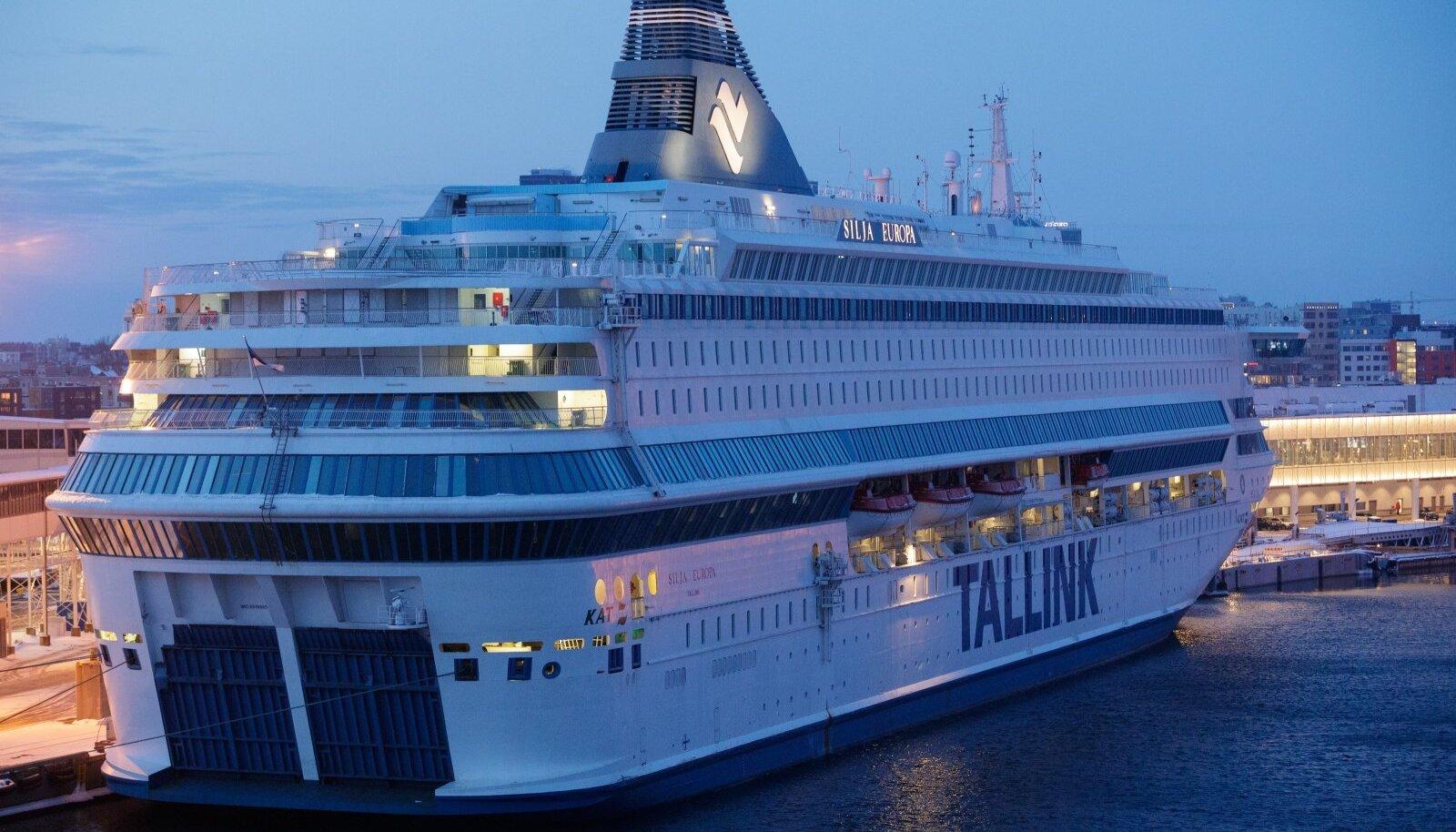 Tallink ei paku praegu turismireise Soome ega Rootsi.