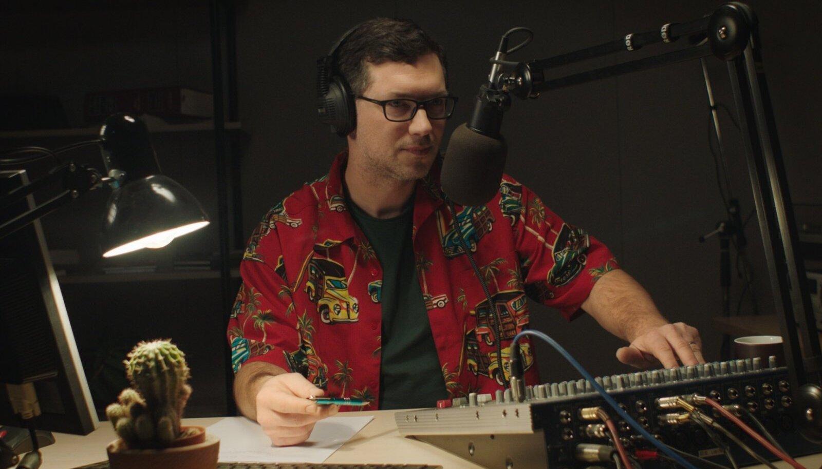 """The Chuck Band Show"" soovib sinu toetust."