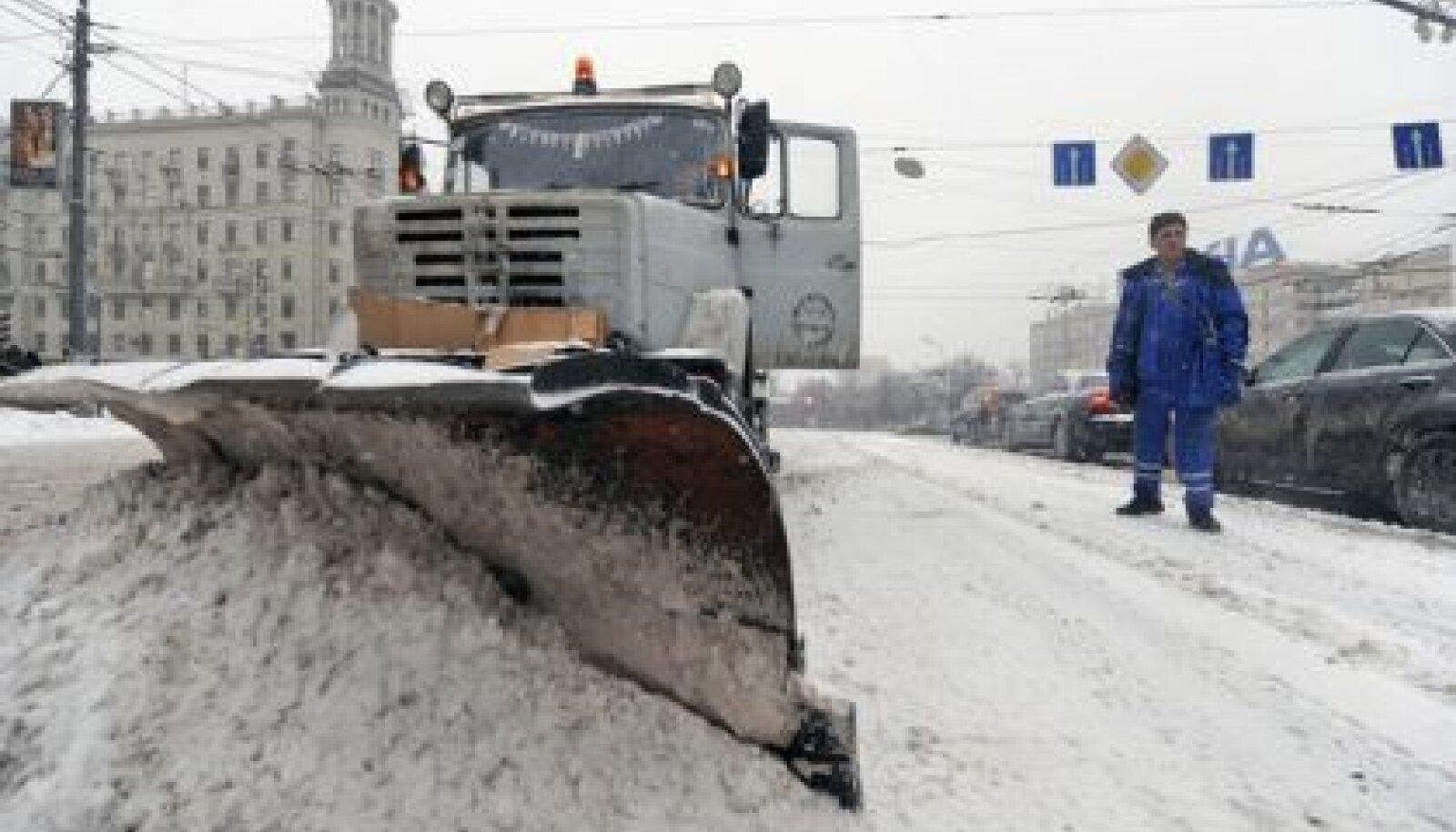 Moskva lumesahk