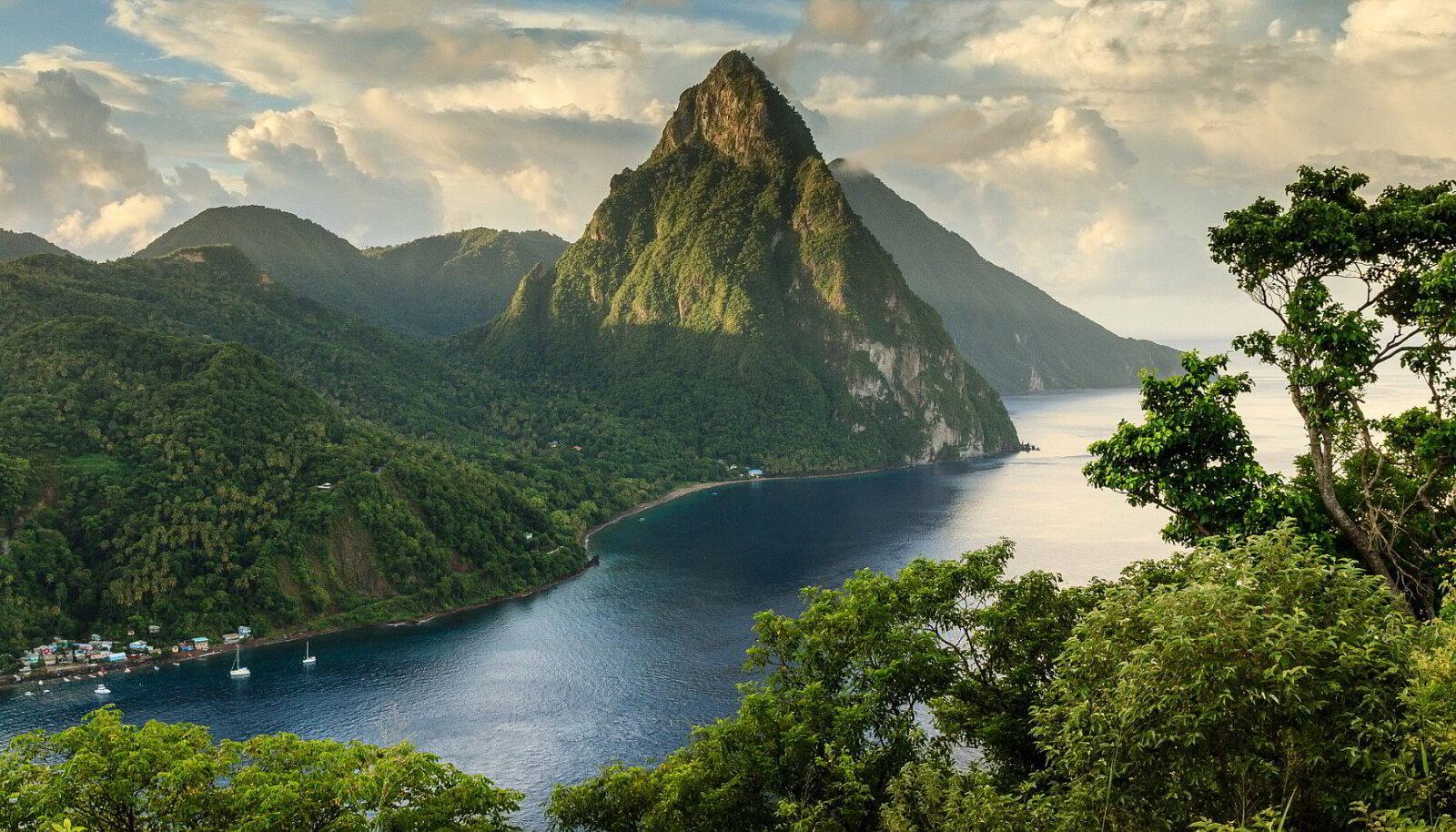 St. Lucia saar