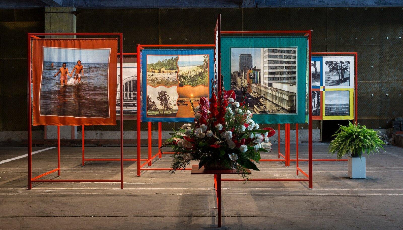 """Jaanus Samma """"Riia postkaardid'"""", 2020"""