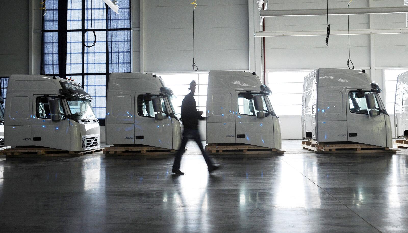 Volvo kabiinid
