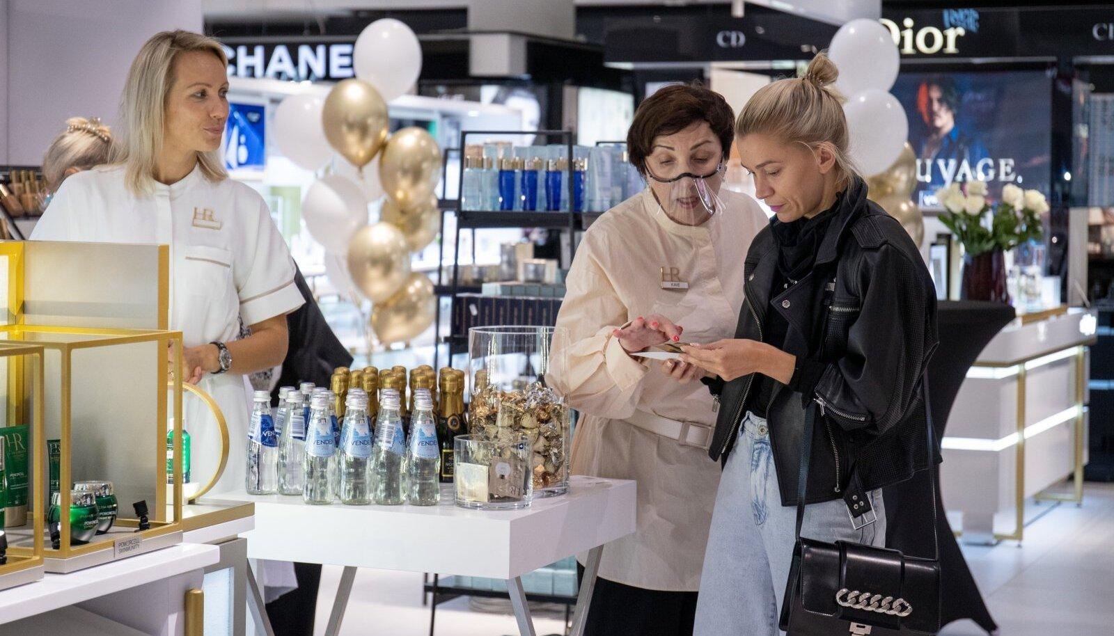 Lõppenud kolmandas kvartalis kerkis Tallinna Kaubamaja käive 5% ning puhaskasum 69%.