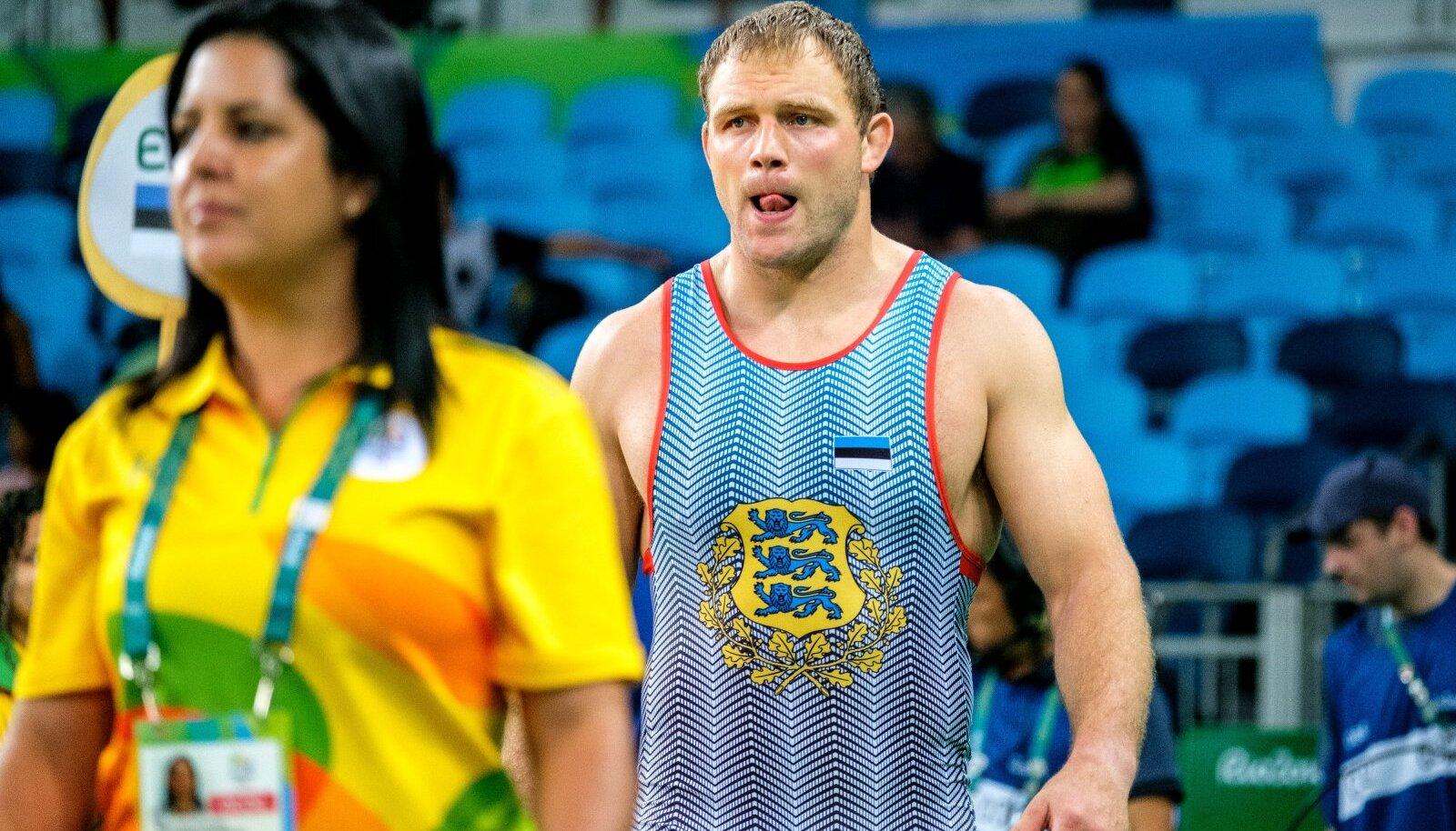 Rio de Janeiro olümpial sai Heiki Nabi viienda koha, aga Tokyo mängude eel on ta väga keerulises seisus.