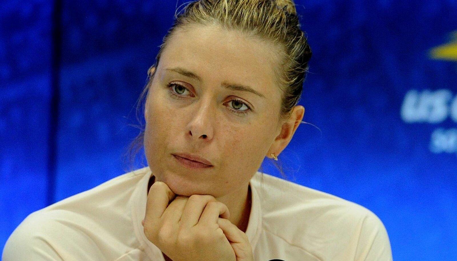 US open 2018 Maria Sharapova Russie TENNIS US Open 03 09 2018 chryslenecaillaud PUBLICATION