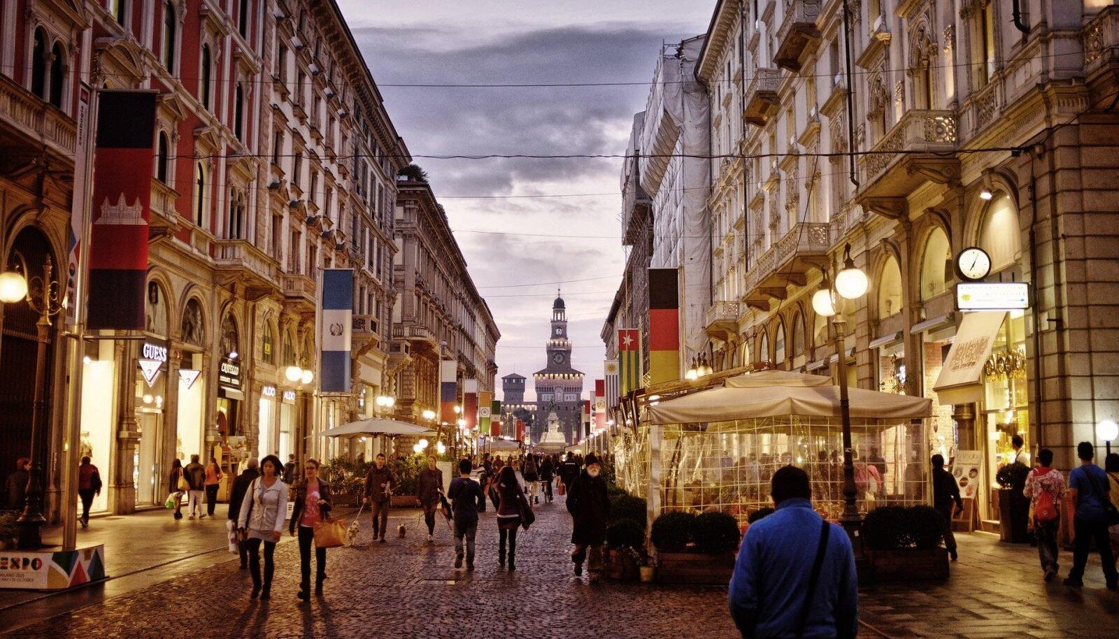 Milano, Itaalia