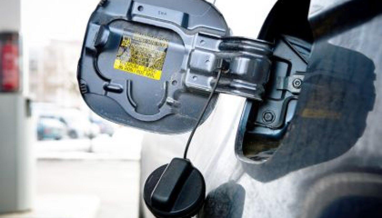 kütuse tankimine