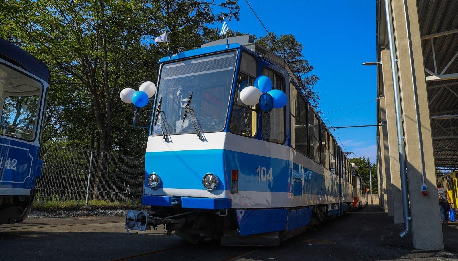 Tallinna tramm 130