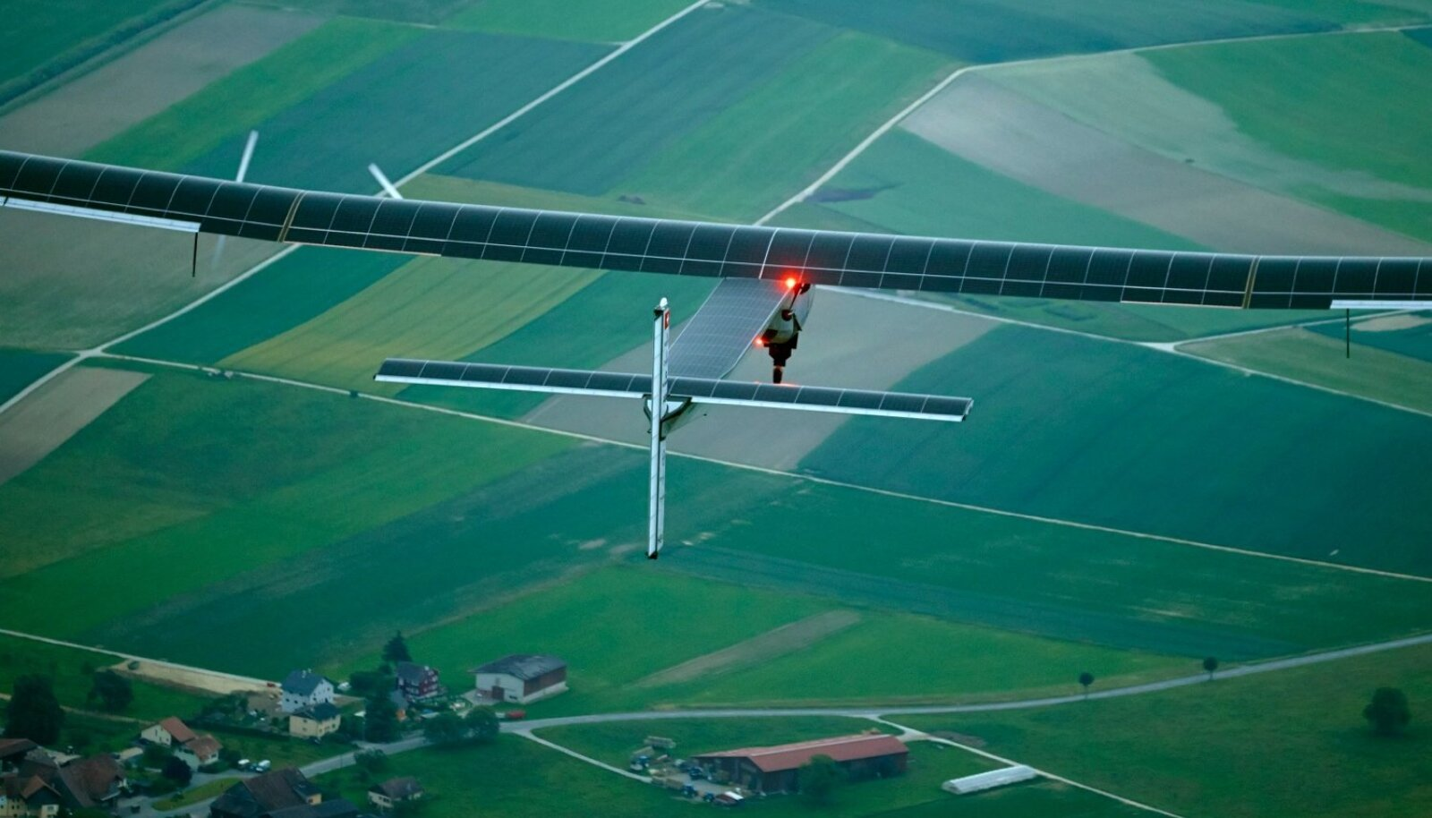 Switzerland Solar Impulse 2