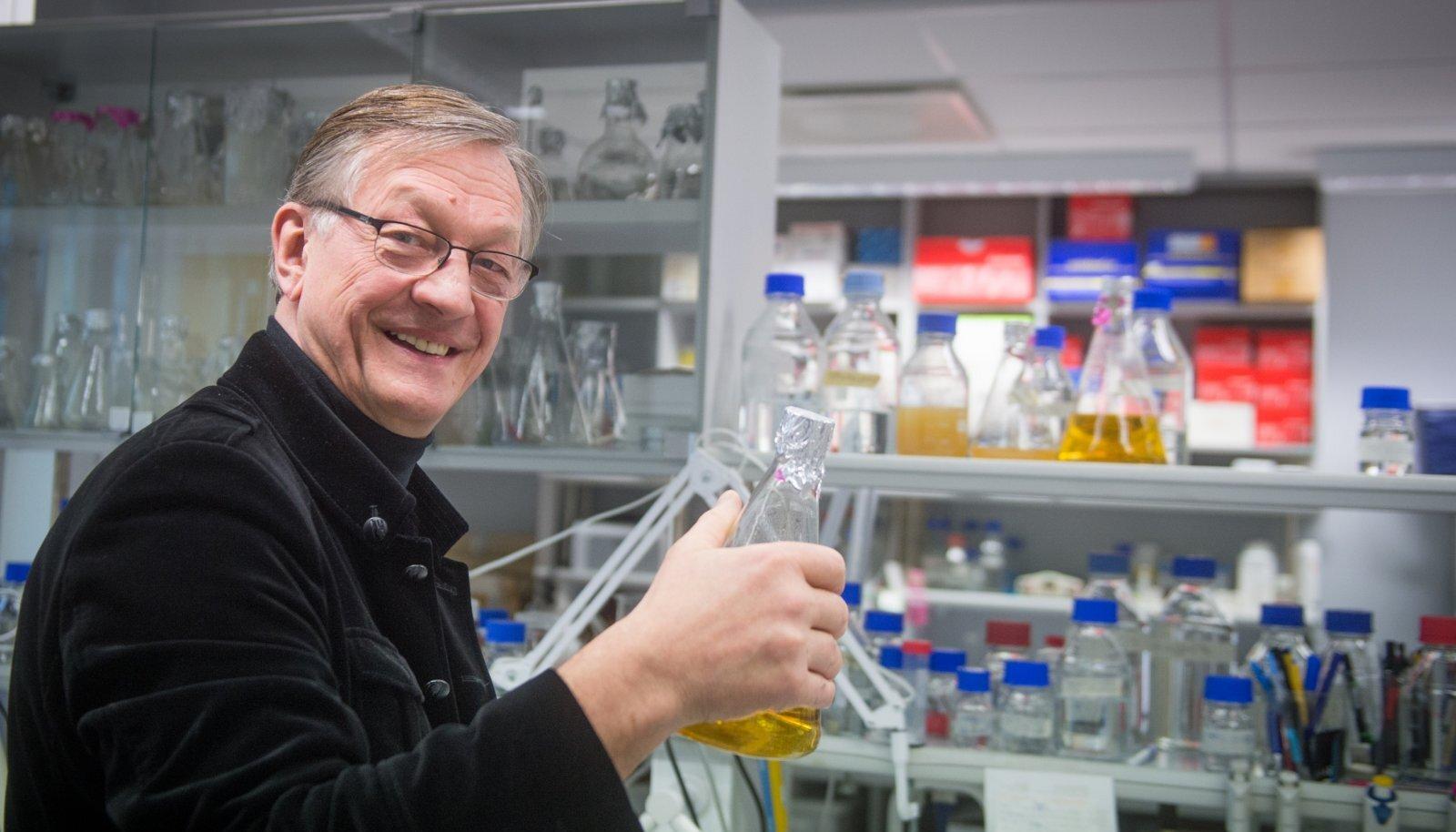 Mart Saarma on nüüdsest üks neist, kes otsustab füüsika ja keemia ala Nobeli preemia saaja.