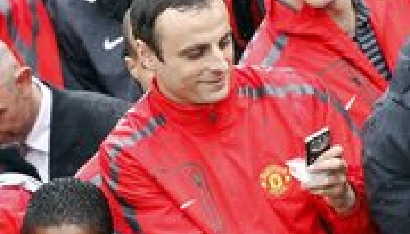 Dimitar Berbatov, Manchester United, jalgpall