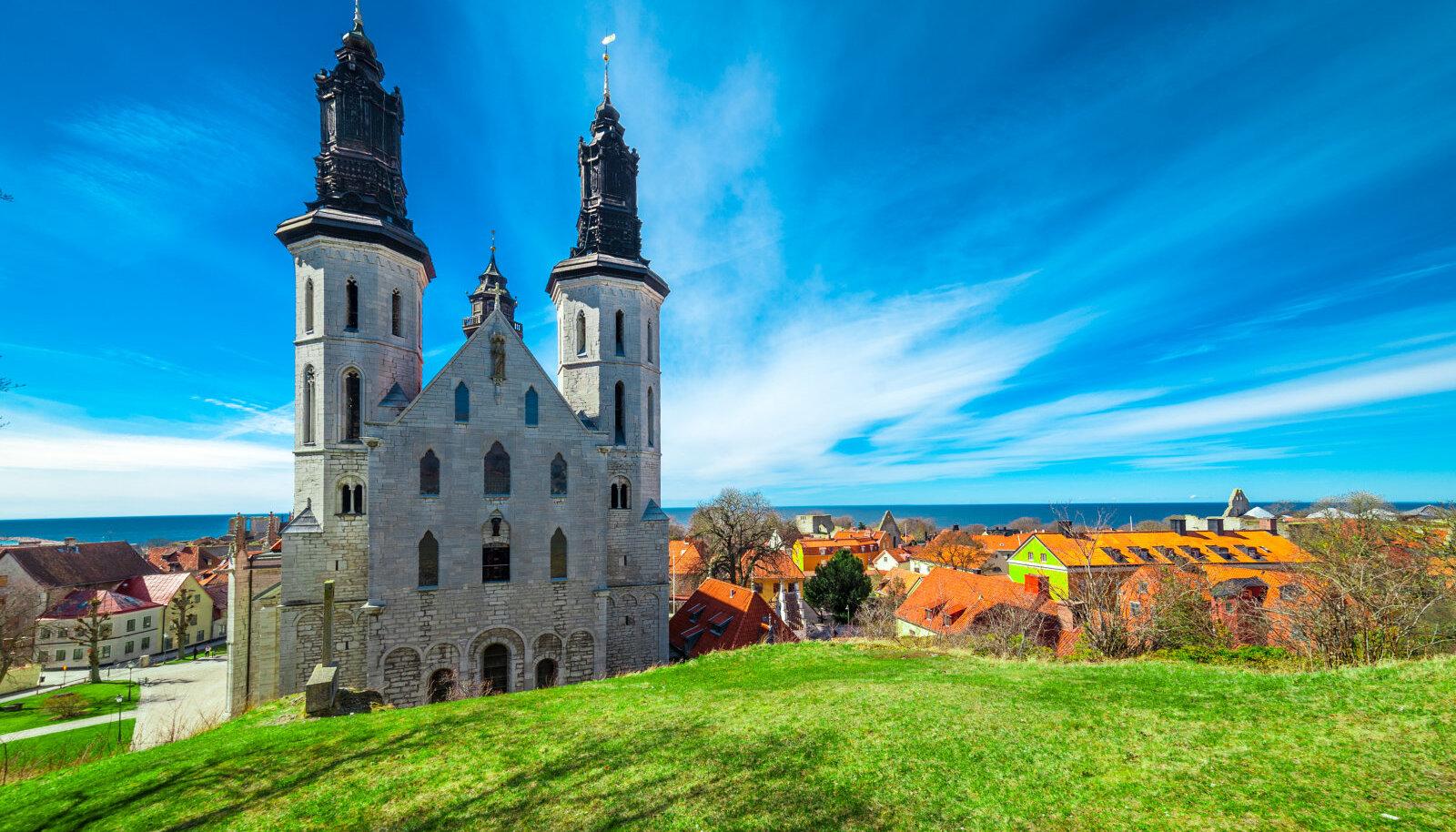 Vana kirik Visbys