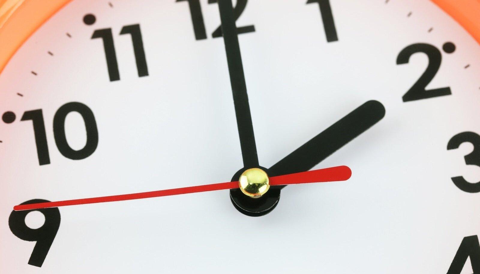Kell kaks päeval on täna enamiku töötajate jaoks märgiline kellaaeg, sest lõpeb tööpäev.