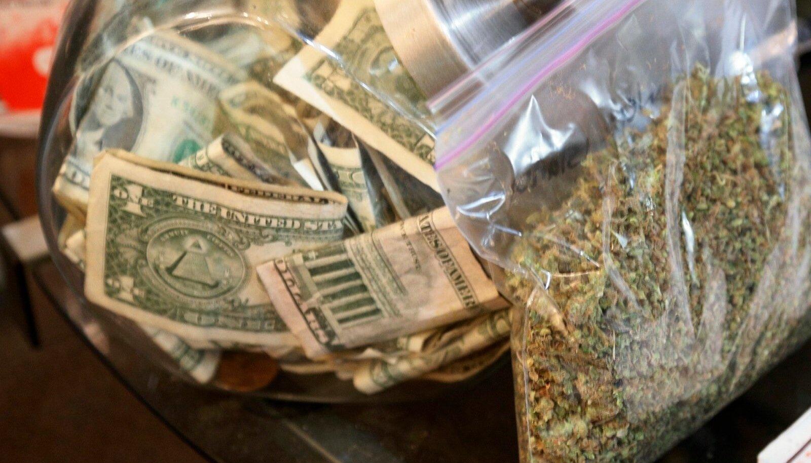 Colorado on teeninud kanepi müügist üle 50 miljoni dollari.