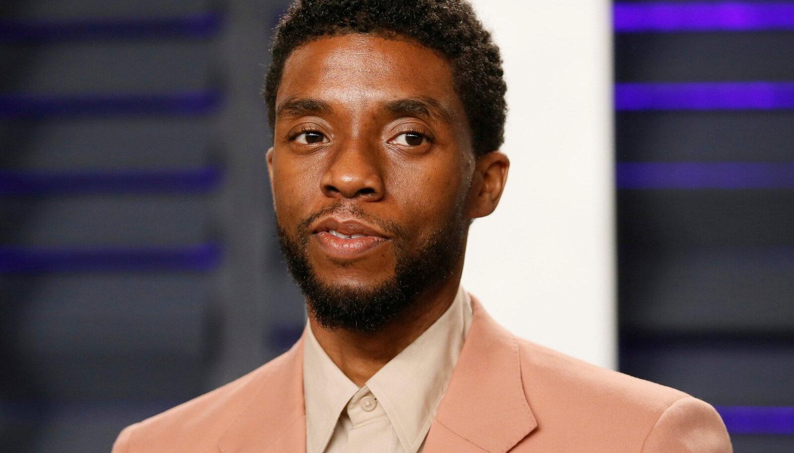 Chadwick Boseman, 2019