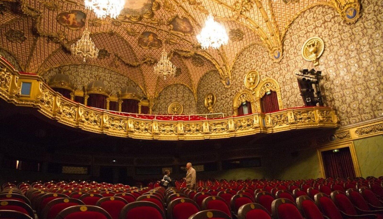 Vene teatris