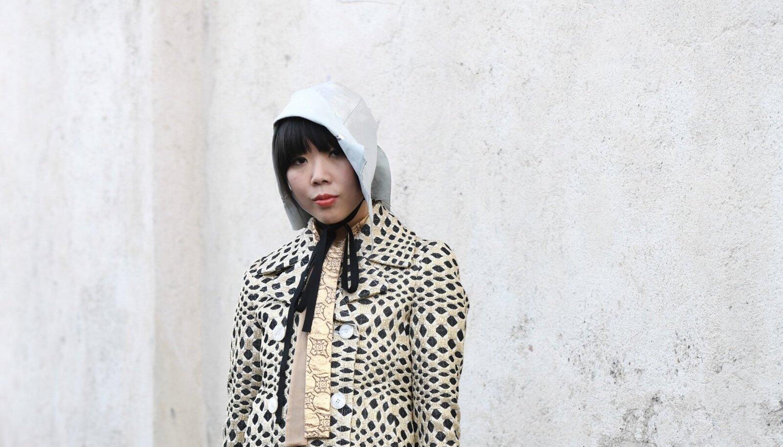 3 x populaarne Briti moeblogija Susie Lau aka Susie Bubble.