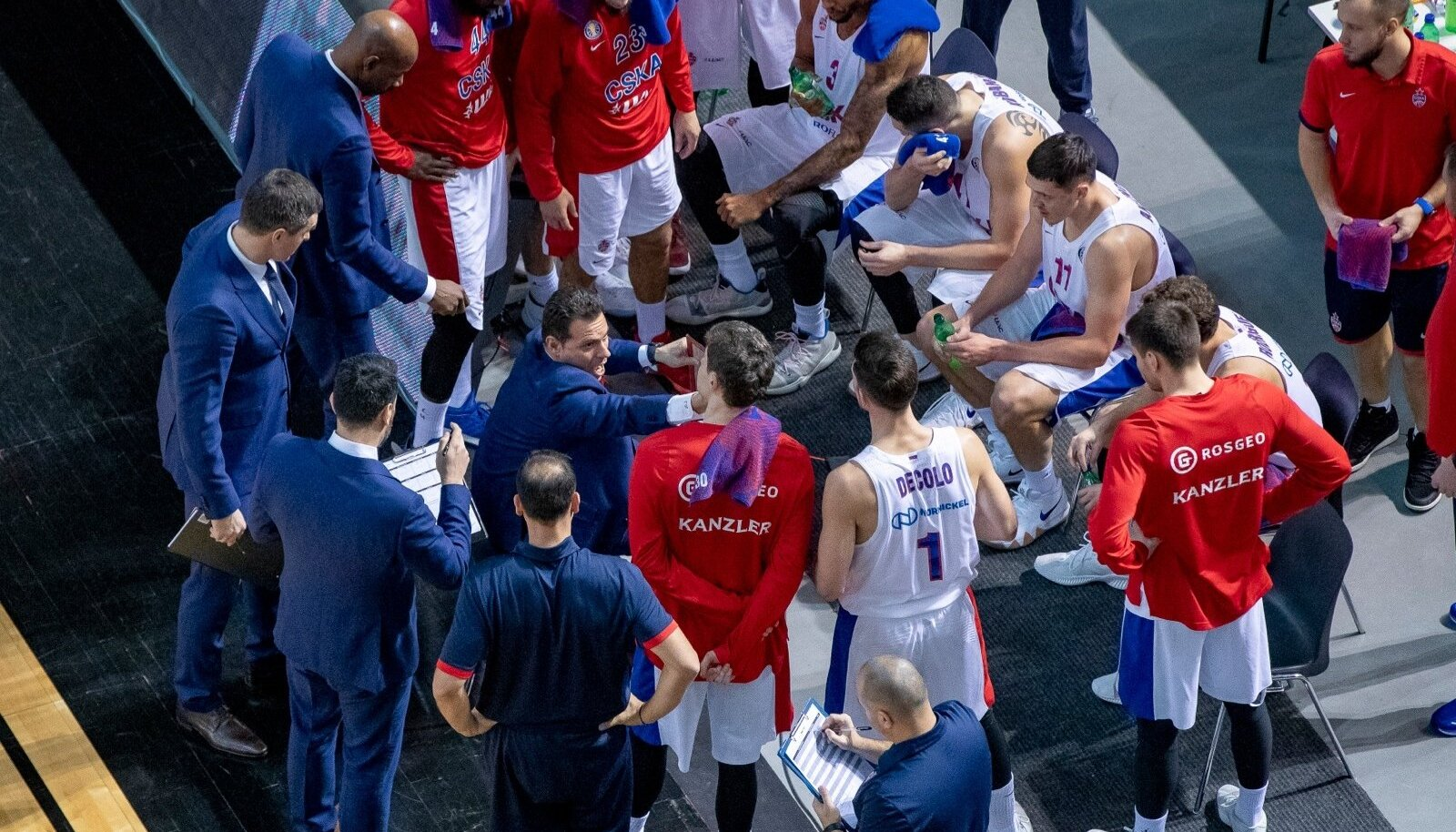 Kalev Cramo vs Moskva CSKA