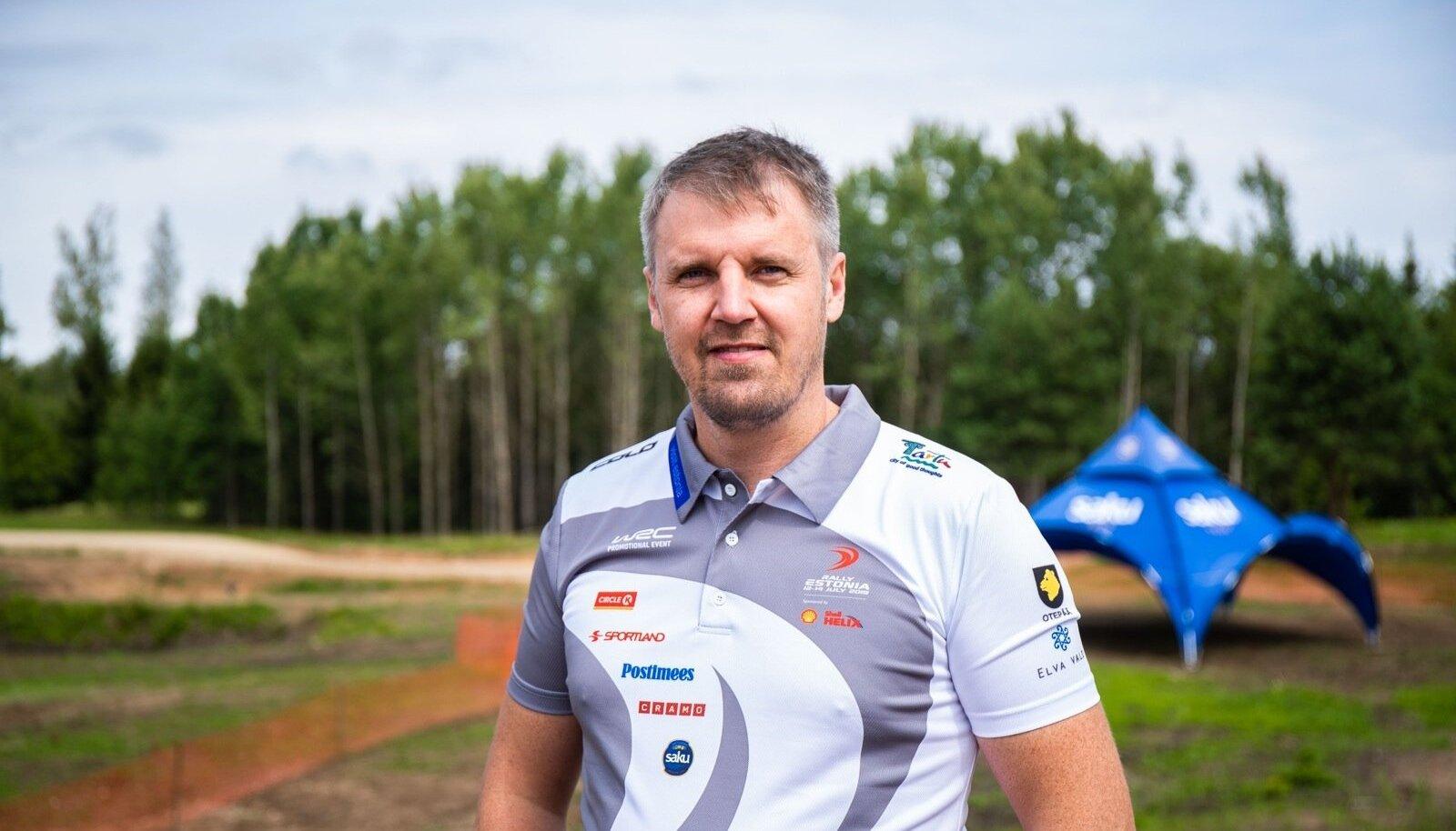Urmo Aava ja sõbrad aitavad WRC tiimidel Soome ralliks valmistuda