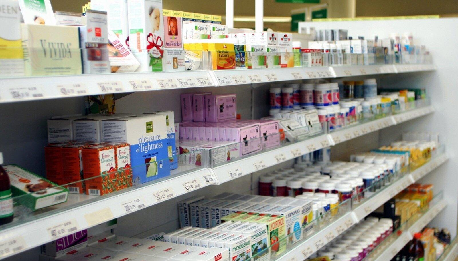 ravimid, rohud, apteek