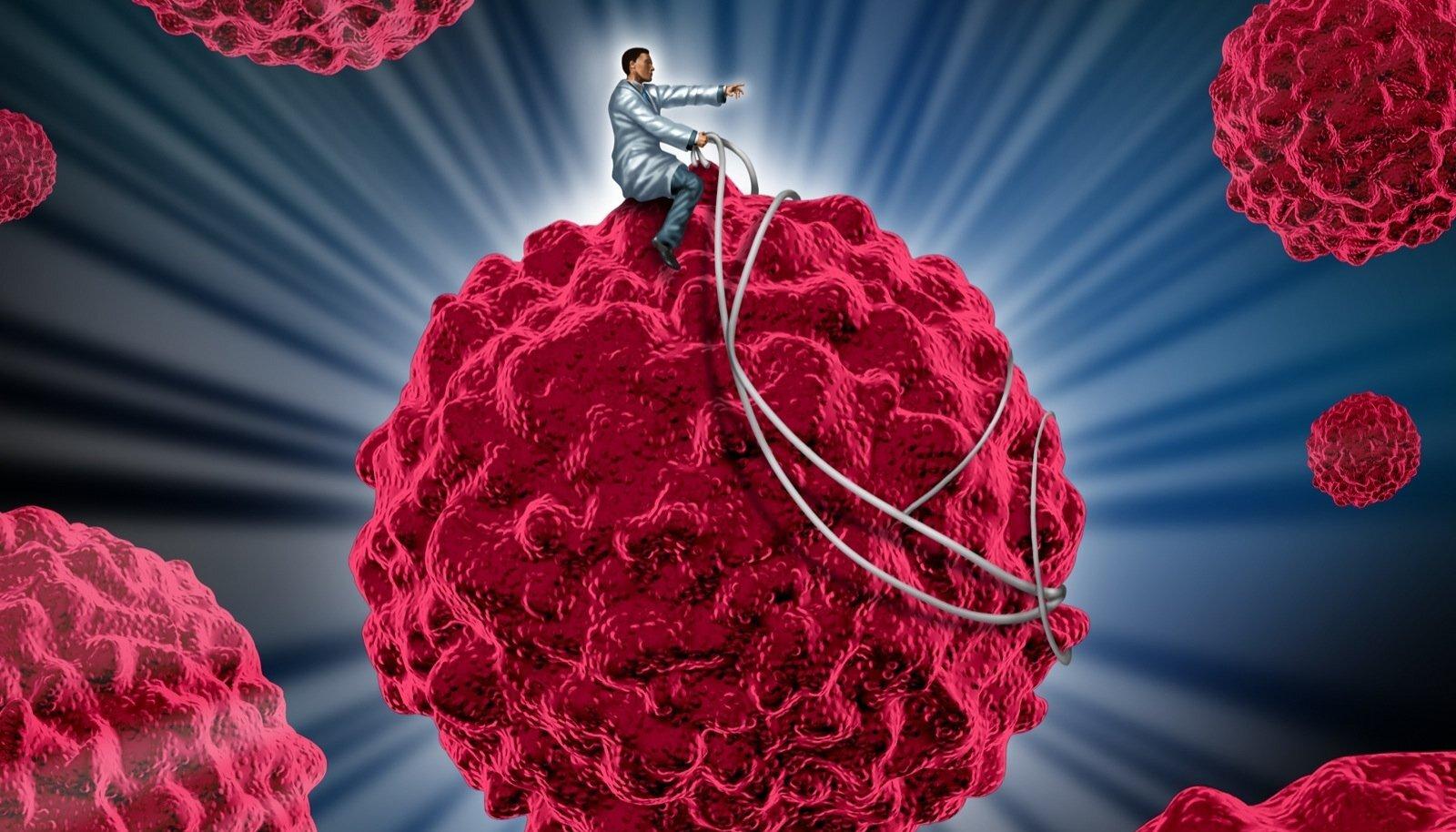 Bioloogilistel ravimitel on väga täpselt määratud sihtmärgid, mille külge nad kinnituvad.