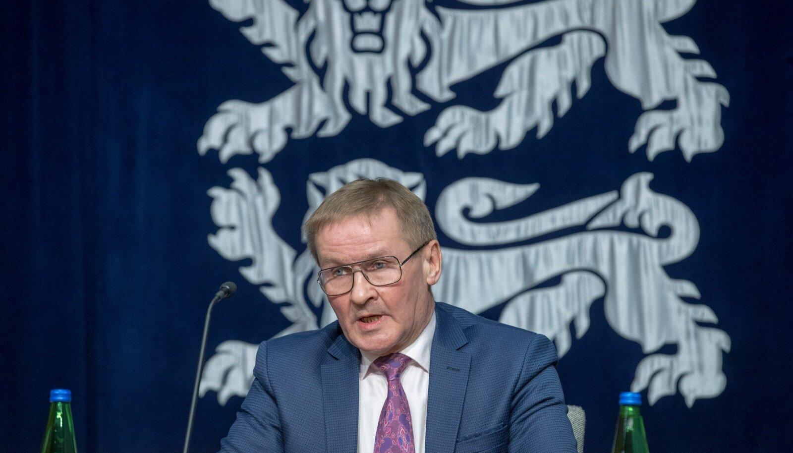 Valitsuse pressikonverents 28.01.21, Jaak Aab