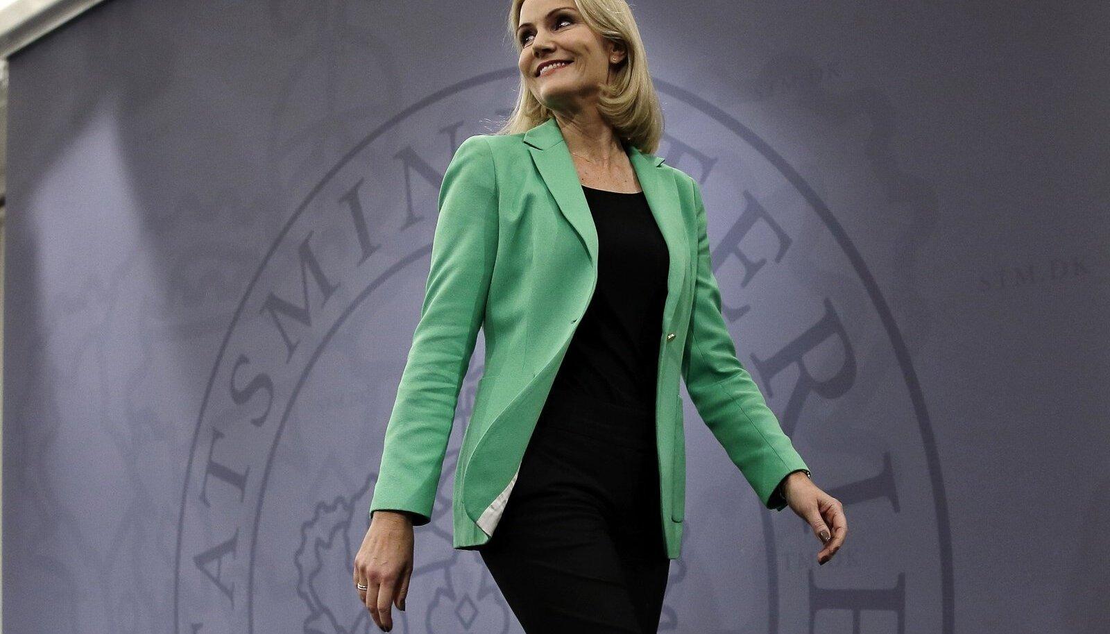 Taani peaminister Helle Thorning-Schmidtil on võimalus valimised võita, kuid küsitluste järgi on tema edumaa äärmiselt napp.