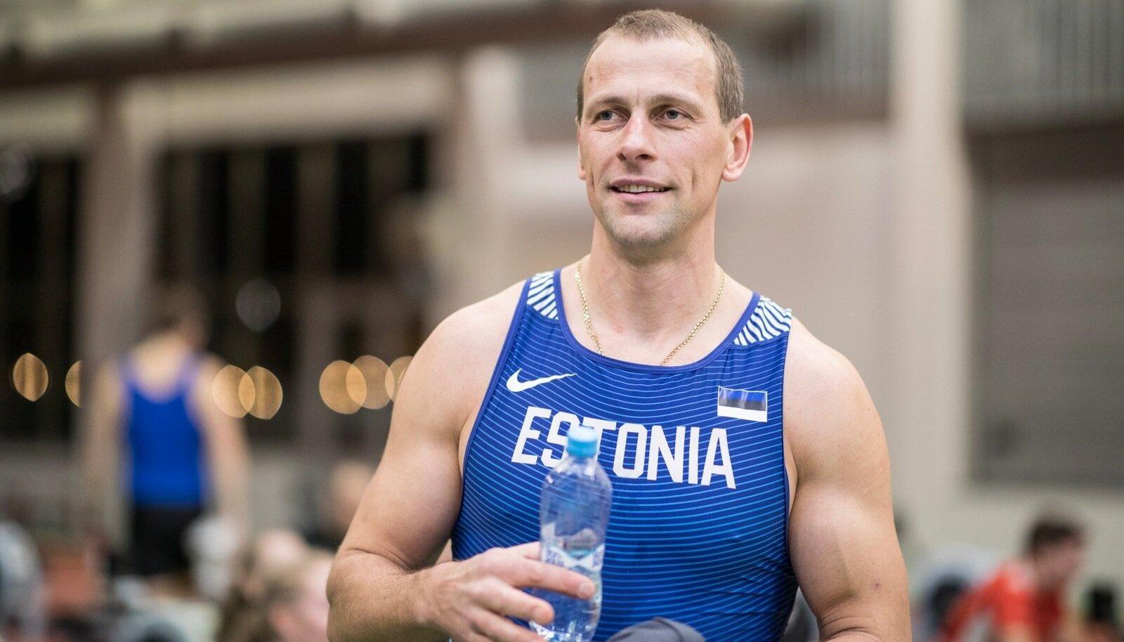 Sõudeergomeetrite võistlus Alfa 2018, 27.01.2018, Tallina Spordihallis