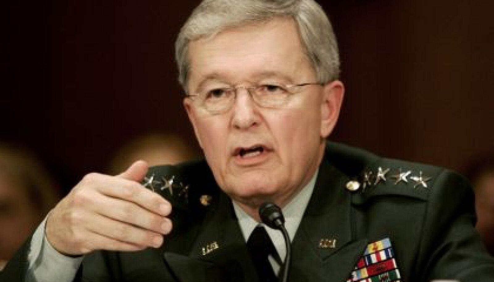 USA kindral B. J. Craddock